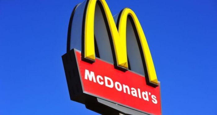McDonald's opens huge TWO-STOREY drive-thru in Northern Ireland | The Irish Post