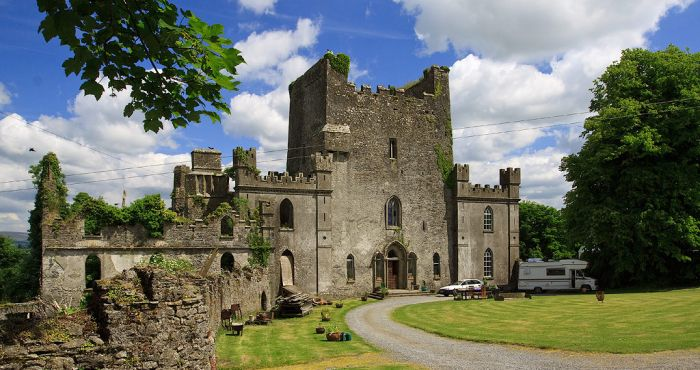 Is this Ireland's most haunted castle? | The Irish Post