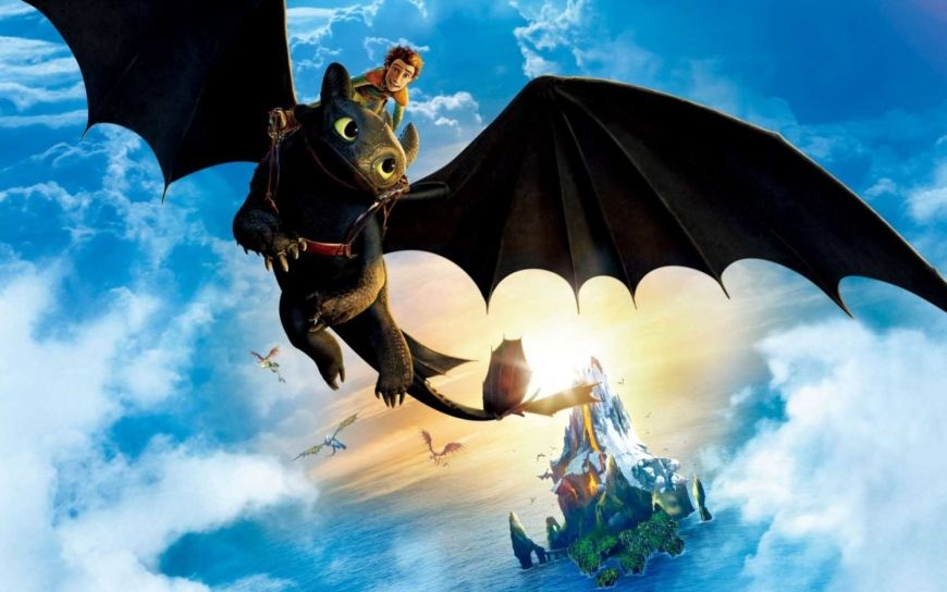 new how to train your dragon 2 wallpapers
