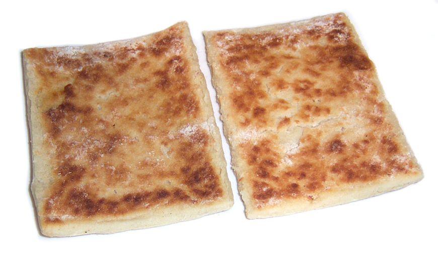 Irwins potato cakes modified