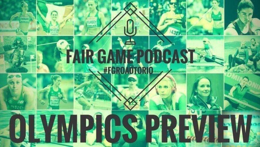 Fair Game Podcast Women Sport