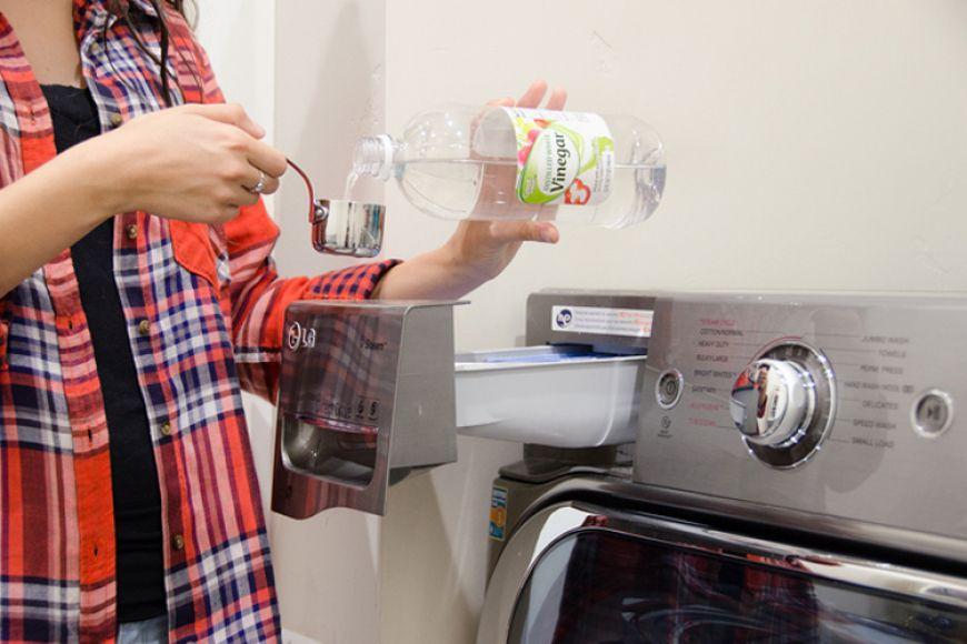 Vinegar Washing Machine