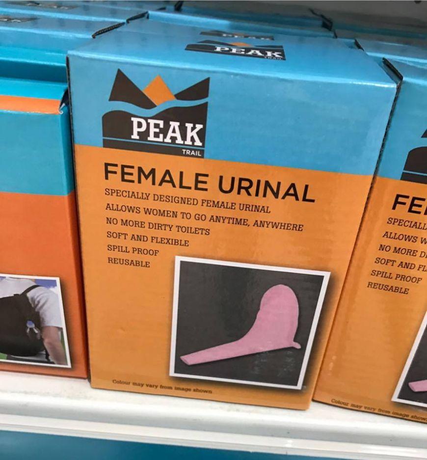 Female Urinals