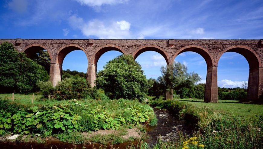 Spring In Ireland Images Tassagh Viaduct