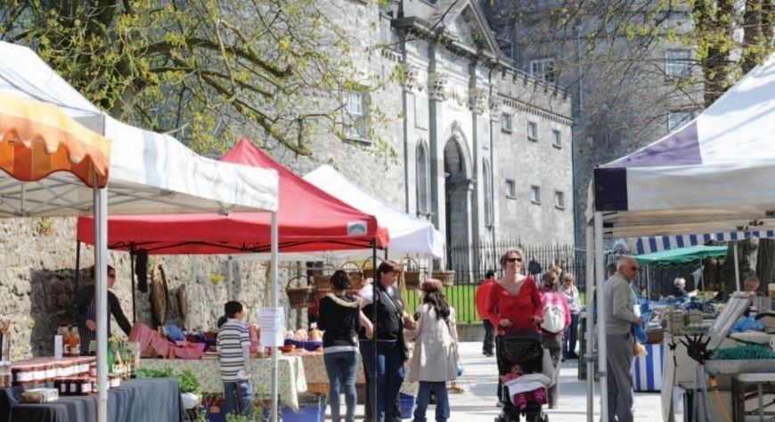 9  Organic Food Market Kilkenny
