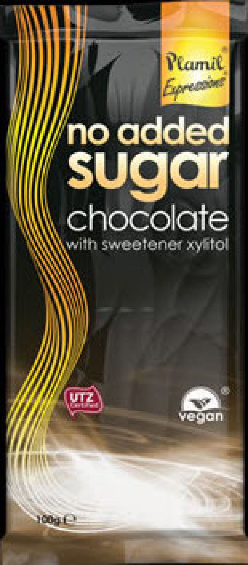 Plamil Chocolate Front Label