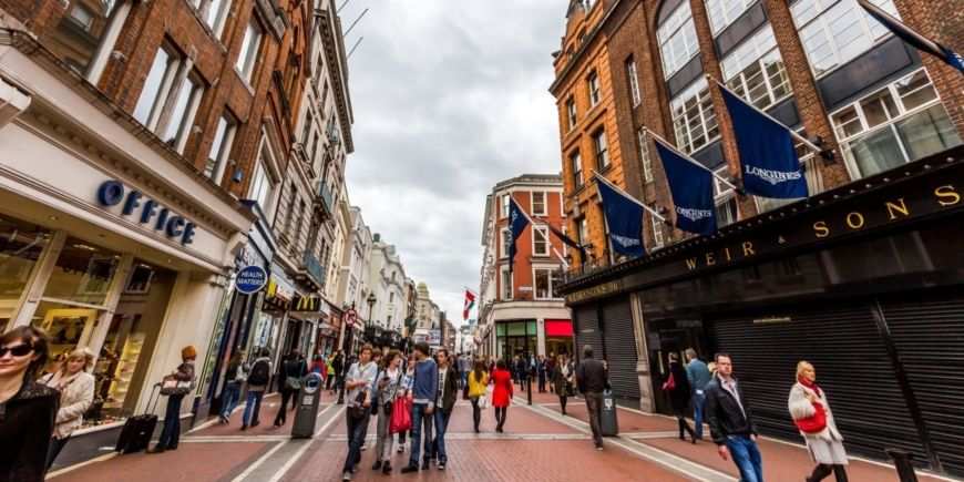 Hotels Near Grafton Street 1