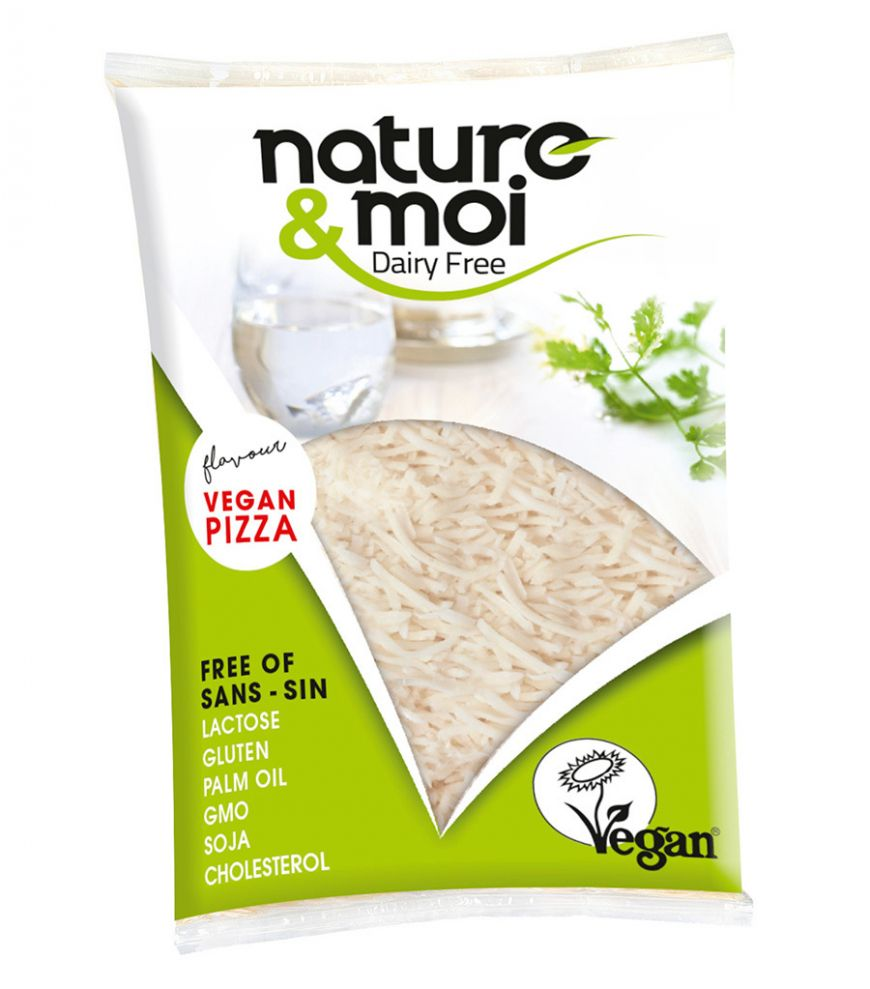Nature And Moi Vegan Pizza