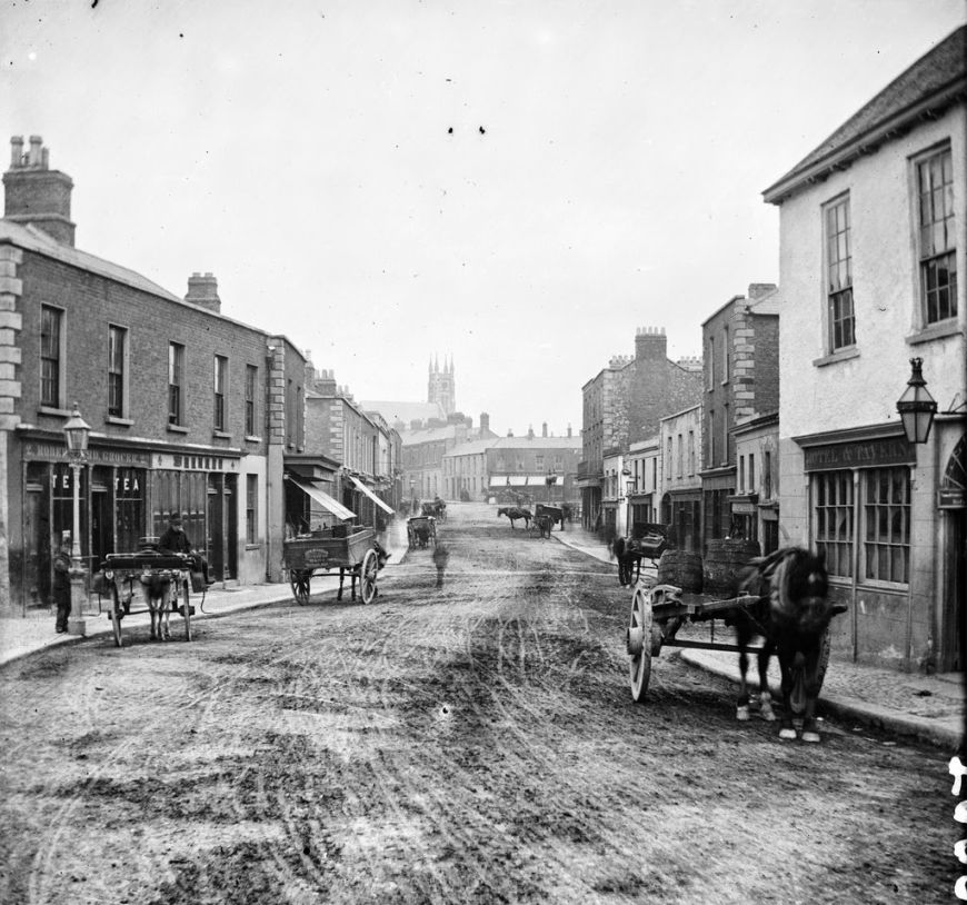 Street Life Of Ireland From The 19Th Century 16