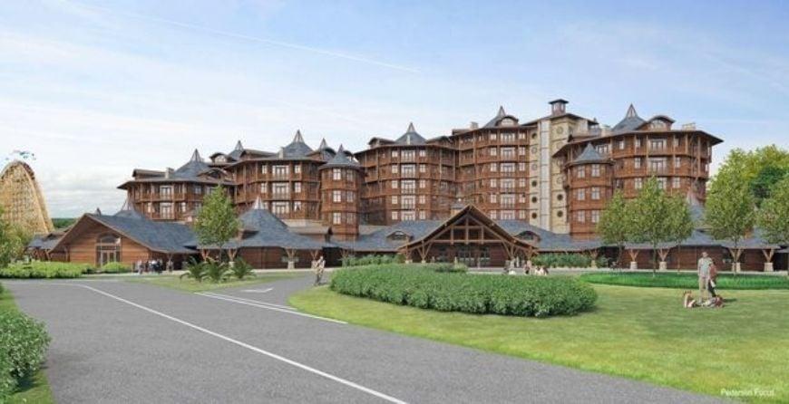 Tayto Park Hotel Planning Permission 250517 1
