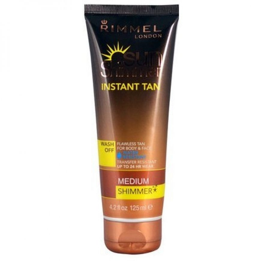 Rimmel Sunshimmer Instant Tan Light Shimmer