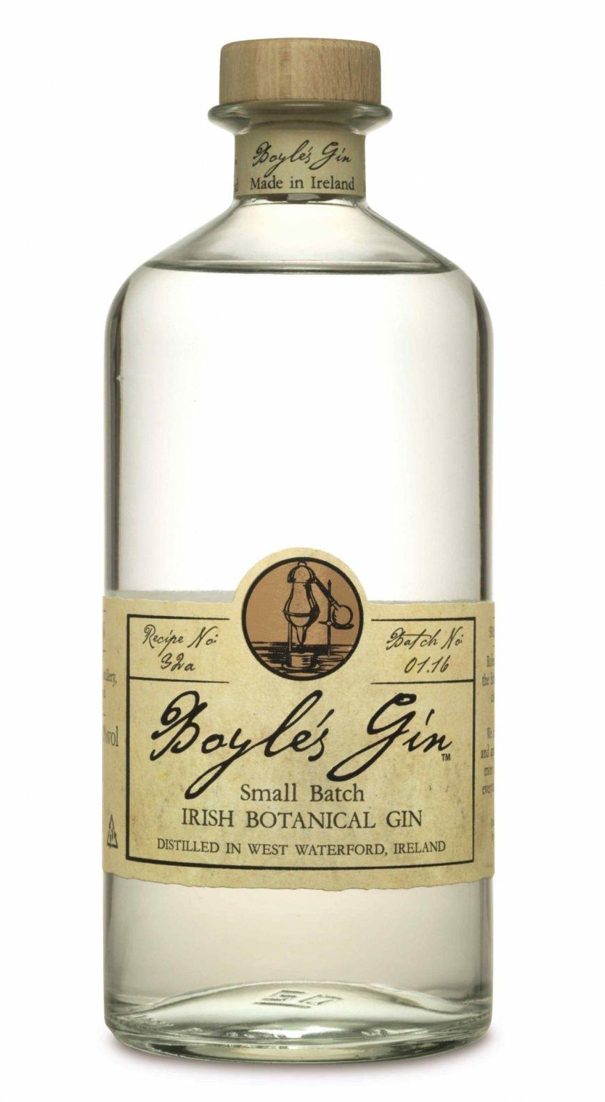 Boyles Irish Gin