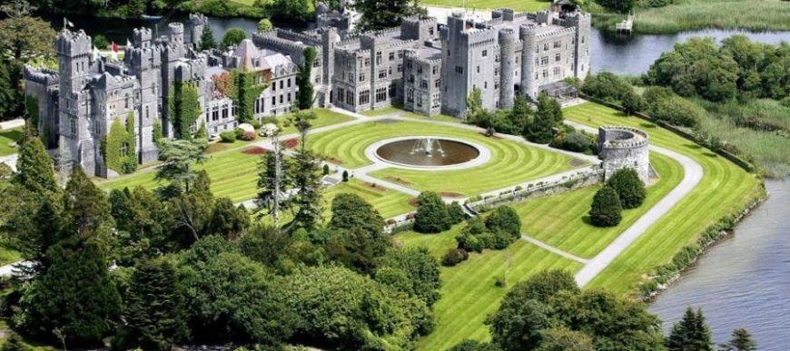 Ashford Castle Web Offset