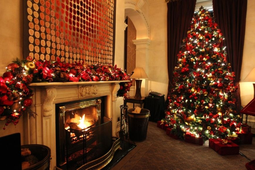 Christmas At The Shelbourne Hotel Dublin