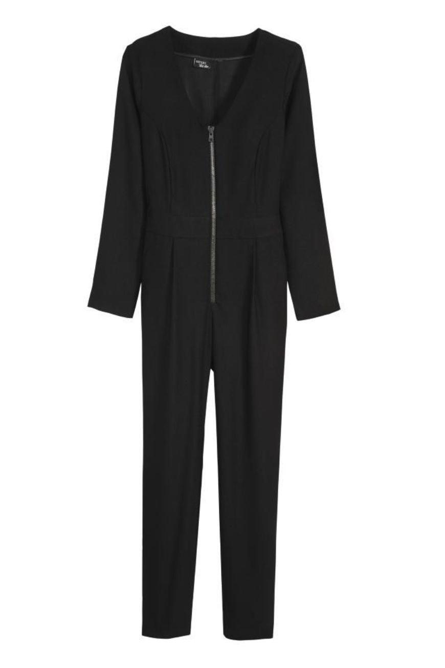 Black Jumpsuit E282Ac12 99