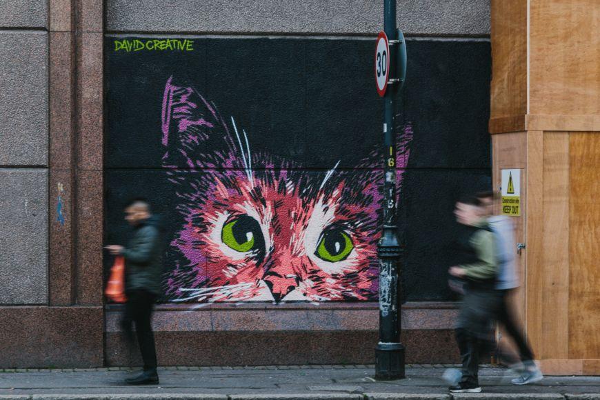 Belfast Street Art Tour