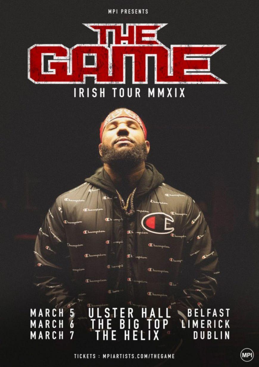 The Game Irish Tour