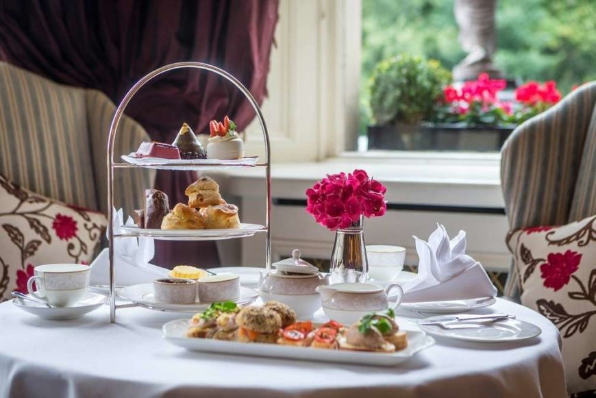 10853801 Moments From The Shelbourne Afternoon Tea
