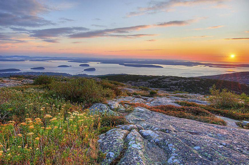 Cadillac-Mountain-Acadia-National-Park-Maine-USA