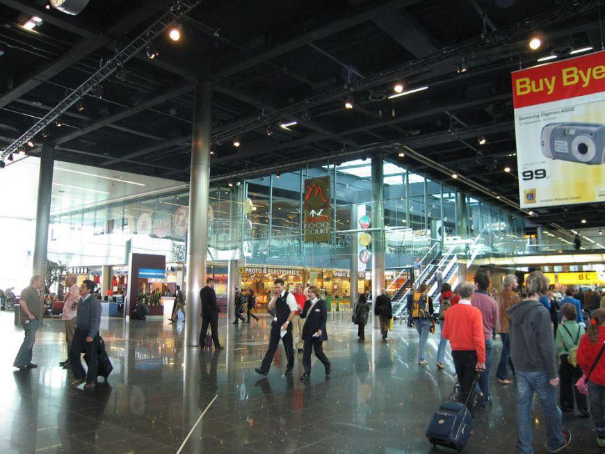 Amsterdam-Airport-Schiphol
