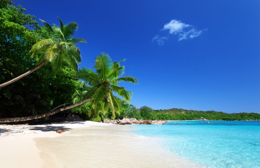 Anse Lazio Praslin Seychelles