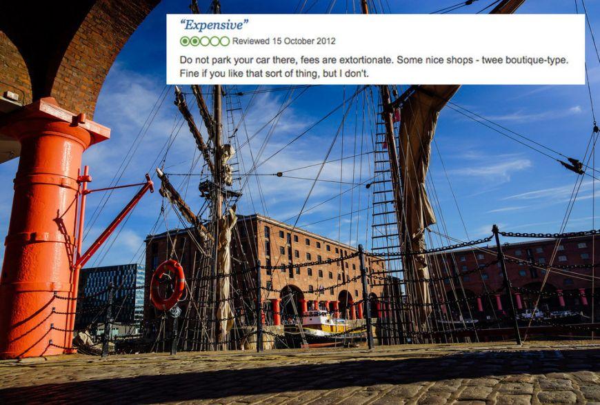 Albert-Docks