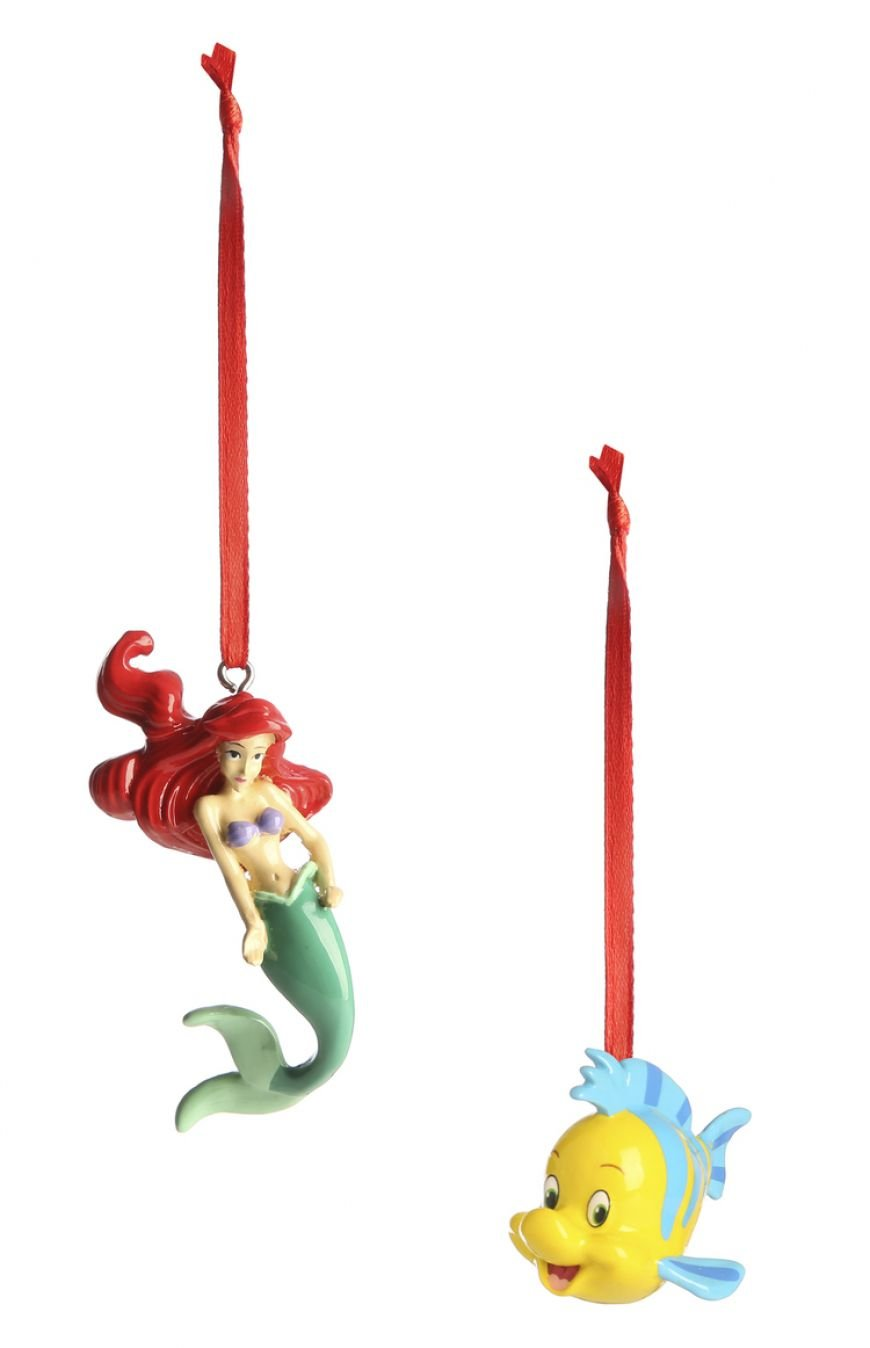 Ariel And Fish