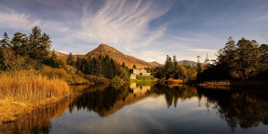 Ballynahinch Castle Connemara