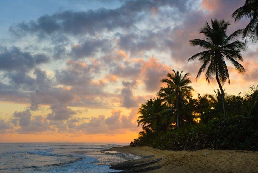 Blue Beach La Chiva Vieques Puerto Rico