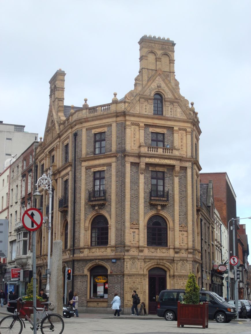 Dolier Chambers Building