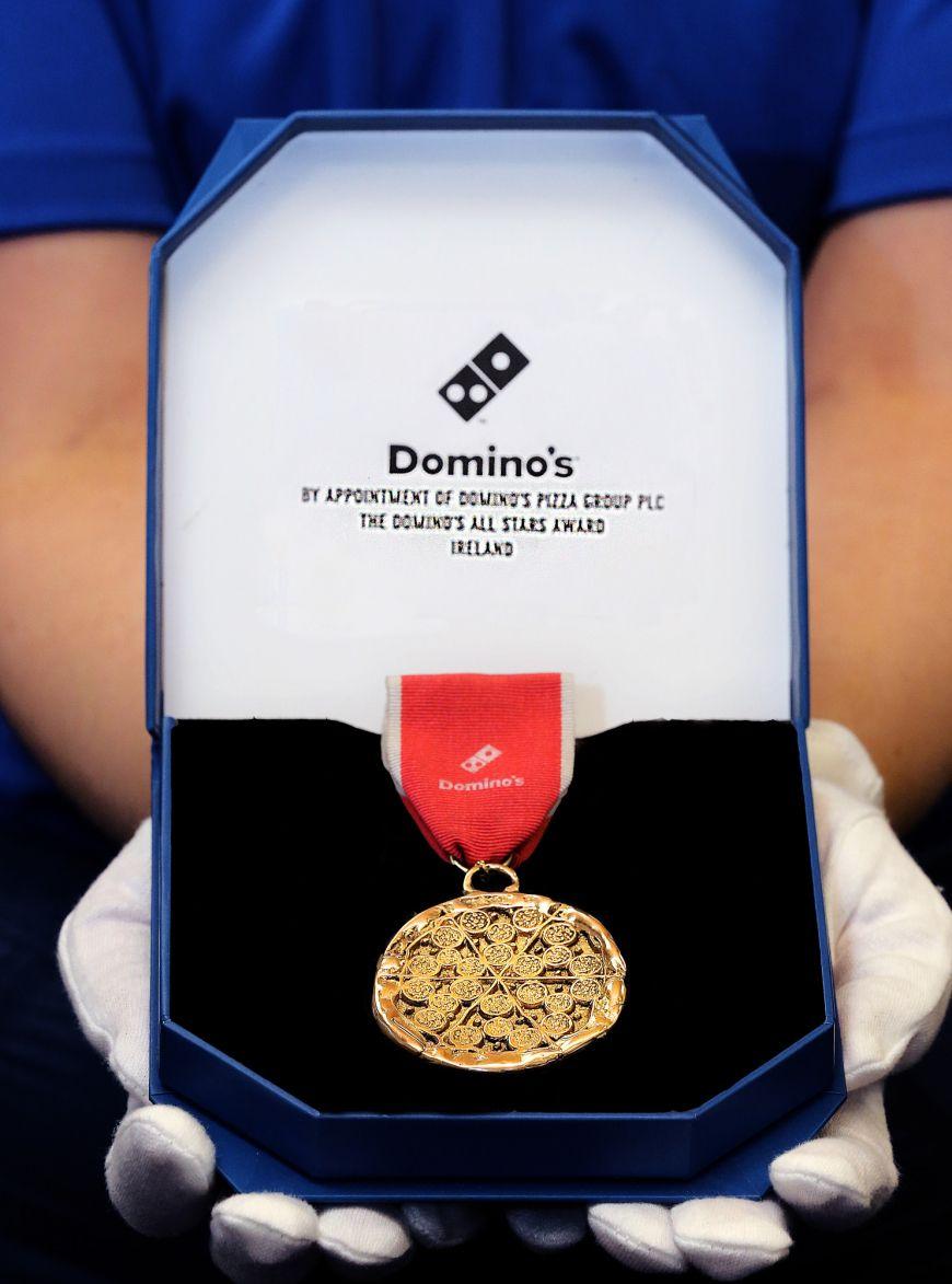 Dominos All Stars 3
