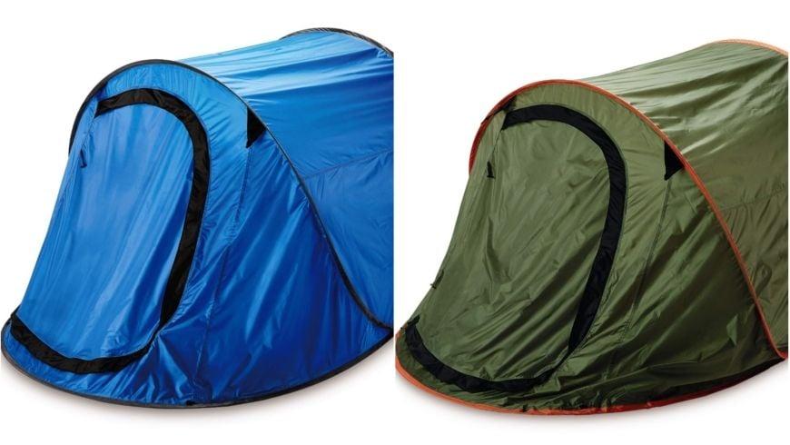 Festival Tents Aldi