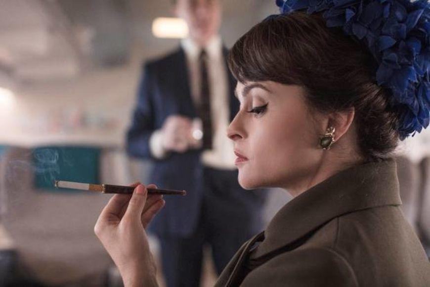 Helena Bonham Carter As Princess Margaret In The Crown Netflix