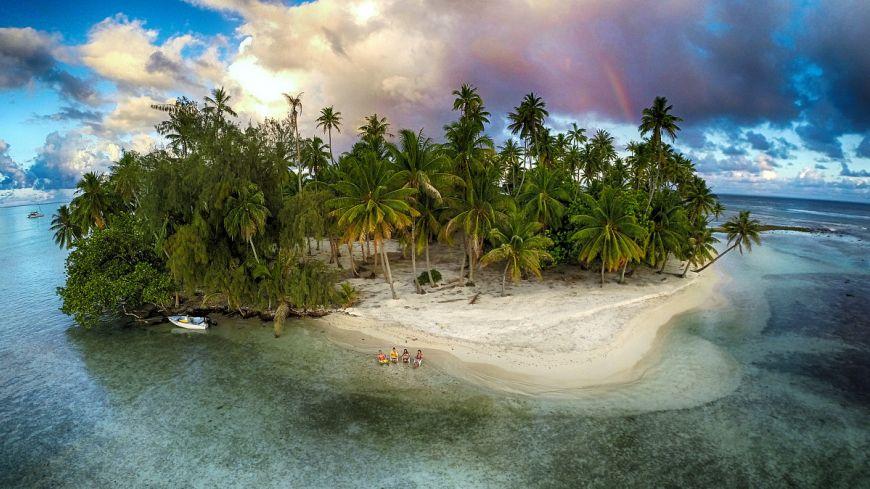 Lost Island  Tahaa  French  Polynesia By  Marama Photo  Video