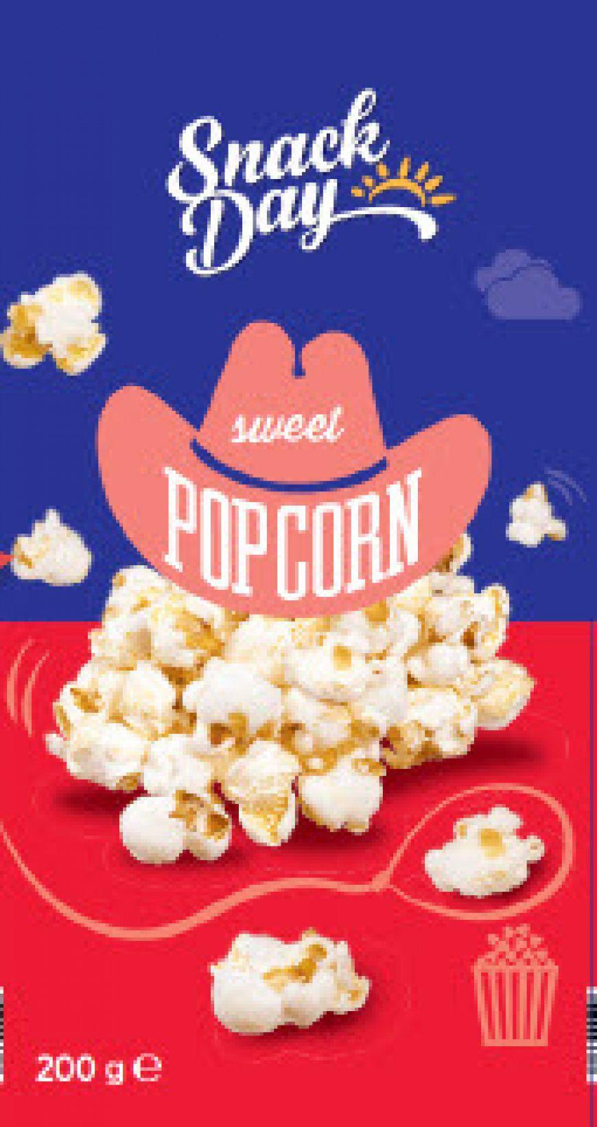 Lidl Popcorn