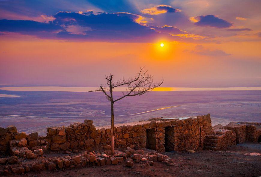 Masada-Israel