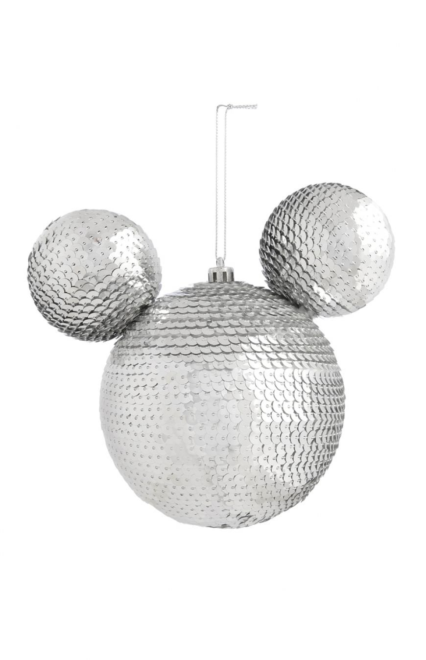 Mickey Mouse Silver