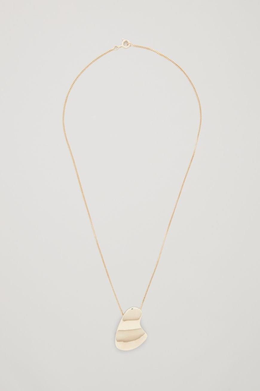 Short Gold Necklace
