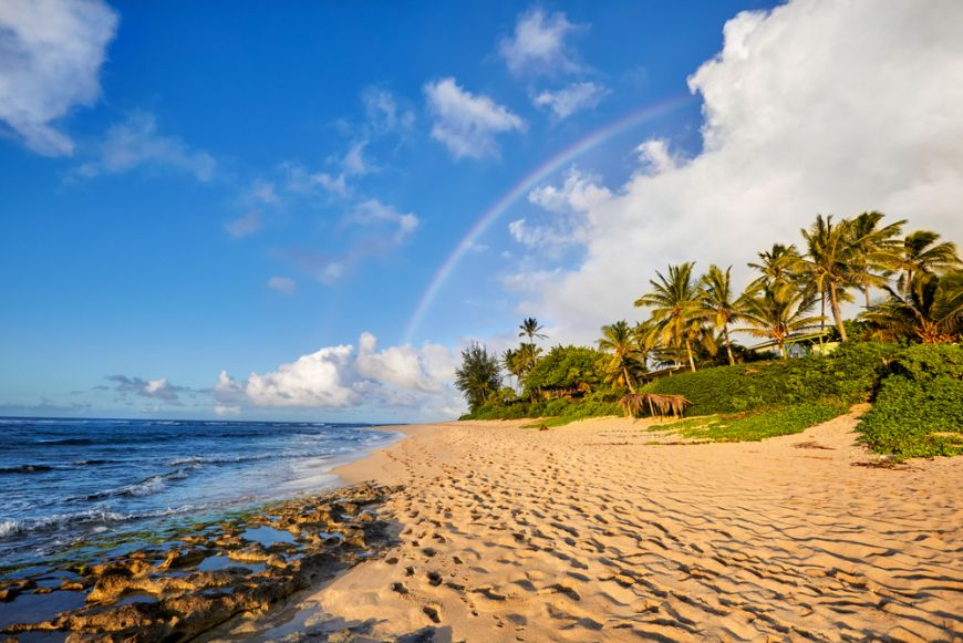 Sunset Beach Oahu Hi