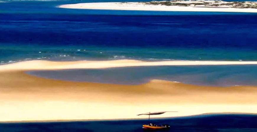 Pansy Island Bazaruto Archipelago Mozambique