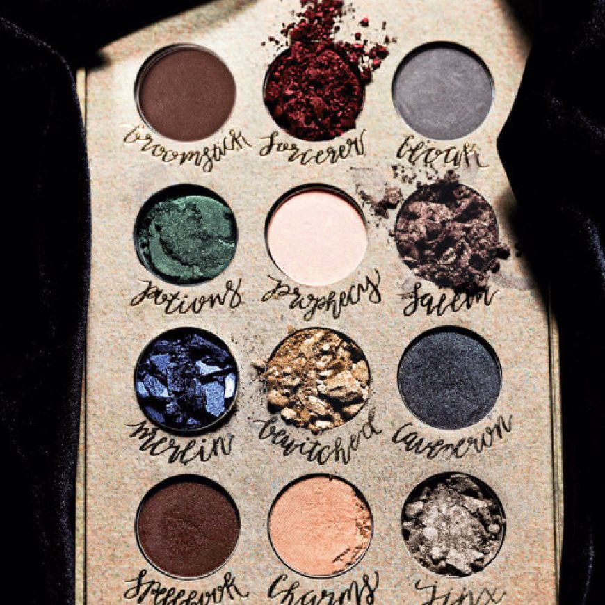 Wizardry And Witchcraft Palette