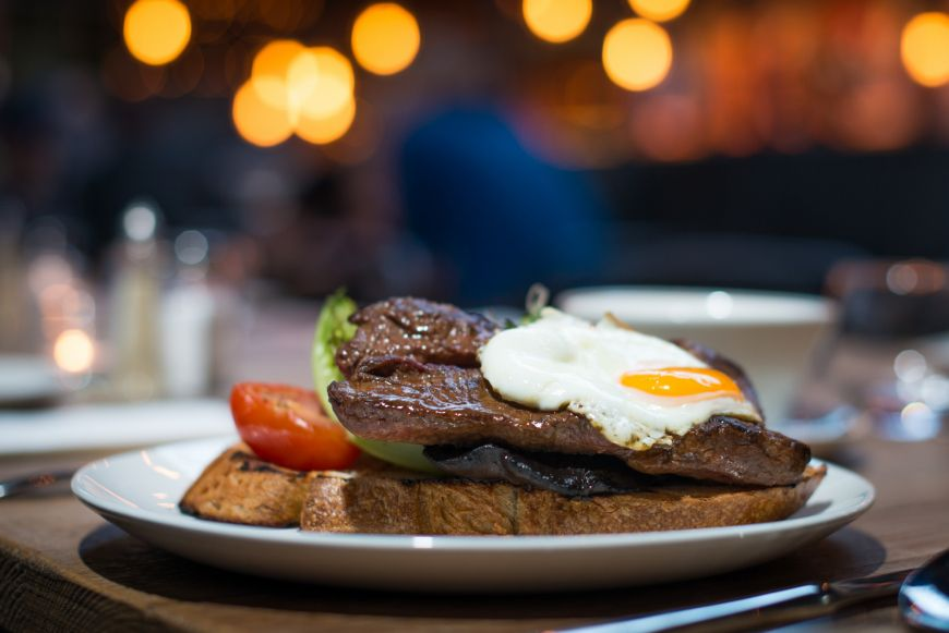 Tribeton Galway Flipping January Steak