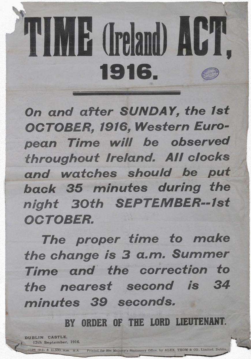 Time Ireland Act