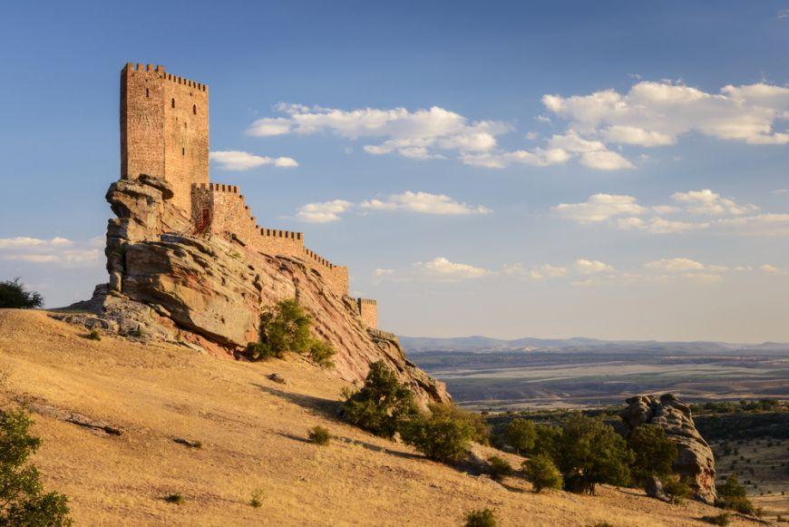 Zafra Castle Guadalajara