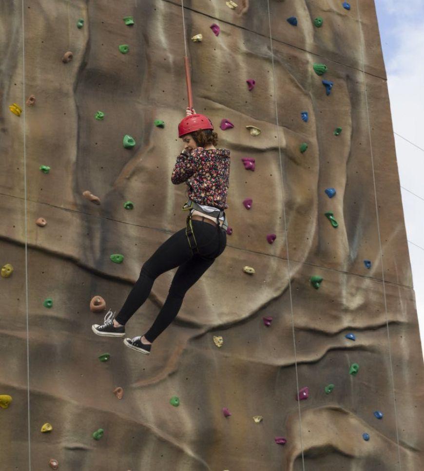 Climbing Wall Inner