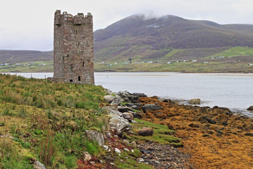 Achill Castle