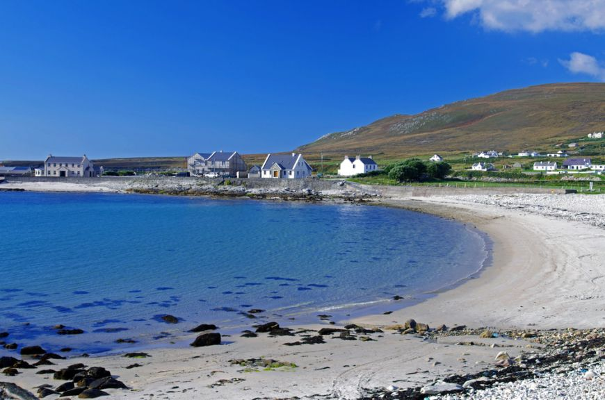 Achill Houses