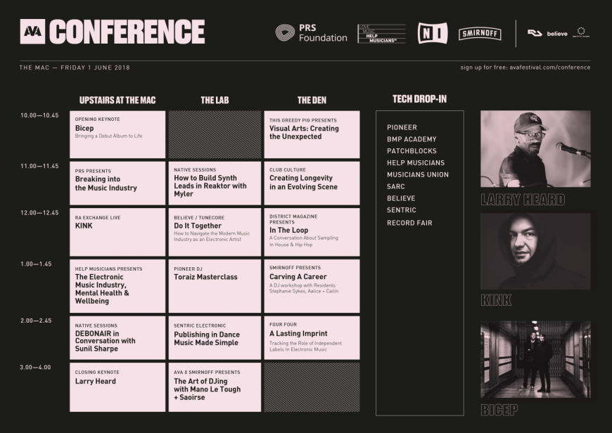 Ava Conference Timetable2018 1448X1024