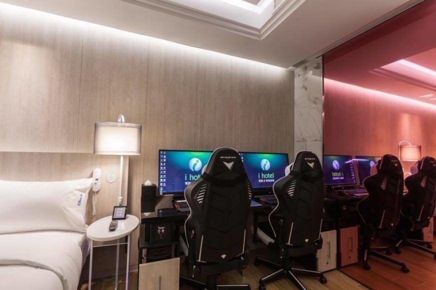 Gaming Hotel
