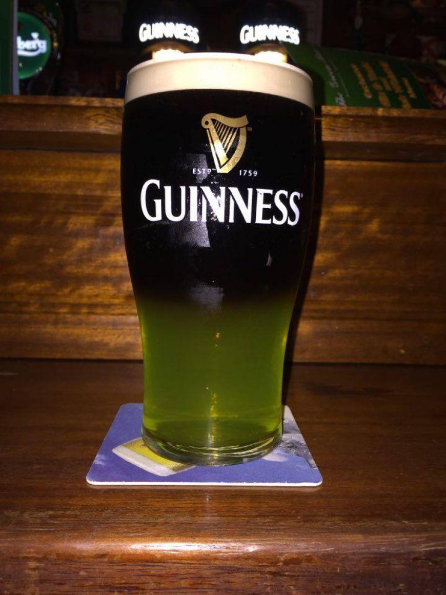 Guinness Fat Frog